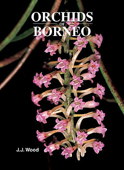Orchids of Borneo- Volume 4 - JJ Wood