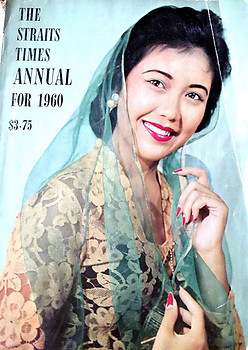 The Straits Times Annual for 1960 - Straits Times Press