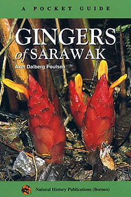 Gingers of Sarawak: A Pocket Guide - Axel Dalberg Poulsen