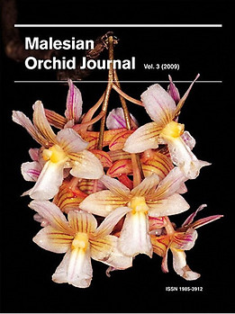 Malesian Orchid Journal Vol 3 (2009) - Jeffrey J. Wood (ed)