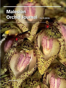 Malesian Orchid Journal Vol 9 (2012) - Jeffrey J Wood (ed)
