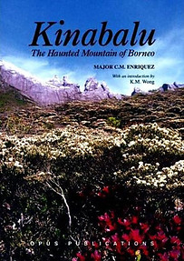 Kinabalu: The Haunted Mountain of Borneo - C. M. Enriquez (author)