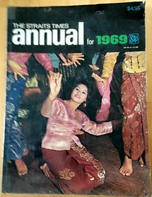 The Straits Times Annual for 1969 - Eric Jennings (ed)