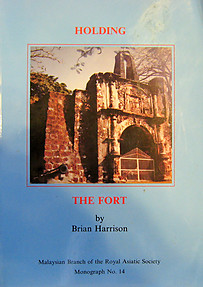 Holding the Fort - Brian Harrison