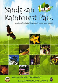 Sandakan Rainforest Park - Alviana Damit