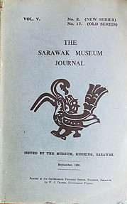 The Sarawak Museum Journal Vol. V No. 2 (New Series)(September 1950)