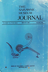 The Sarawak Museum Journal Vo. XXXVI NO. 57 (New series) (December 1986)