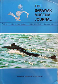 The Sarawak Museum Journal Vol LI No 72 (New Series) (1997) - Sanib Said (ed)