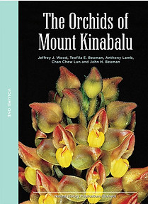 The Orchids of Mount Kinabalu (2 vols) - Jeffrey J. Wood & Others