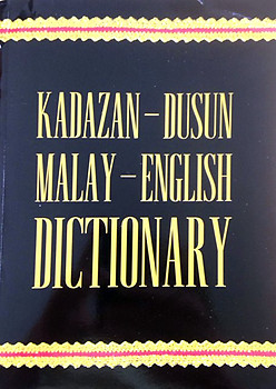 Kadazan - Dusun, Malay - English Dictionary