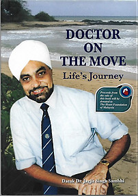 Doctor on the Move: Life's Journey - Jagjit Singh Sambhi
