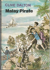 Malay Pirate - Clive Dalton