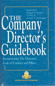 The Company Director's Handbook - Ismail Noor & Others