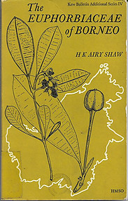 The Euphorbiaceae Of Borneo - H. K. Airy Shaw