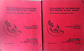 Excavations of The Prehistoric Iron Industry in West Borneo (2 Vols) - Tom Harrisson & Stanley J O'Connor