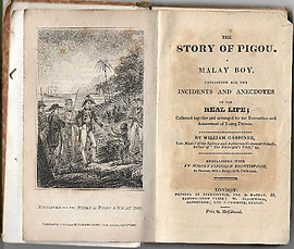 The Story of Pigou, A Malay Boy - William Gardiner