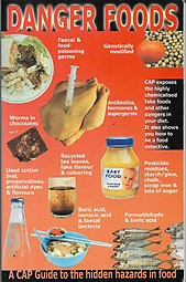 Danger Foods: A CAP Guide to The Hidden Hazards in Food - Consumers' Association Of Penang