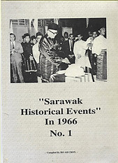 Sarawak Historical Events in 1966 - No 1 - Ho Ah Chon