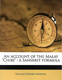 An Account of the Malay
