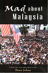 Mad About Malaysia - Dean Johns