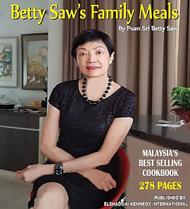 Betty Saw's Family Meals - Betty Saw