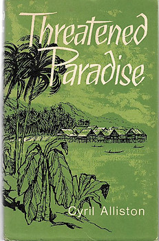Threatened Paradise - Cyril Alliston