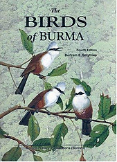 The Birds of Burma - Bertram E Smythies