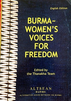 Burma - Women's Voices for Freedom - The Thanakha Team