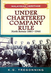 Under Chartered Company Rule - KG Tregonning