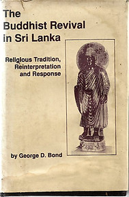The Buddhist Revival in Sri Lanka - George D. Bond