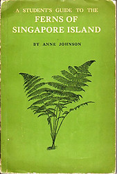 A Student's Guide to the Ferns of Singapore Island - Anne Johnson