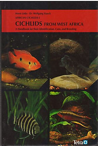 Cichlids from West Africa - Horst Linke & Wolfgang Staeck