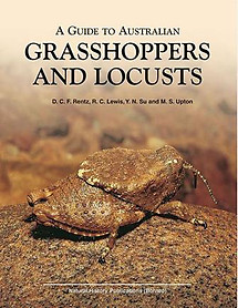 A Guide to Australian Grasshoppers and Locusts - DCF Rentz, RC Lewis, YN Su & MS Upton
