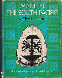 Made in the South Pacific - Christine Price