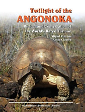 Twilight of the Angonoka: Biology and Conservation of the World's Rarest Tortoise