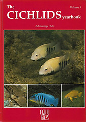 The Cichlids Yearbook Volume 3  - Ad Konings (ed)