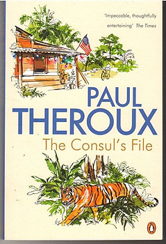 The Consul's File - Paul Theroux (new)