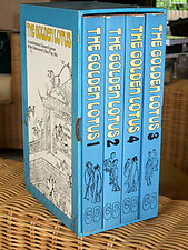 The Golden Lotus (Jin Ping Mei) - 4 Volumes - Clive Egerton (Trans)
