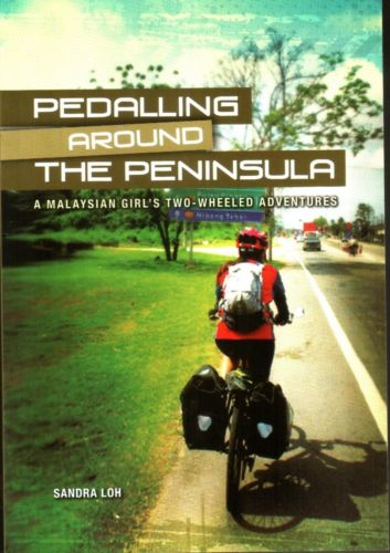 Pedalling Around the Peninsula - Sandra Loh