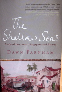 The Shallow Seas - Dawn Farnham
