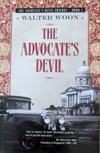 The Advocate's Devil - Walter Woon