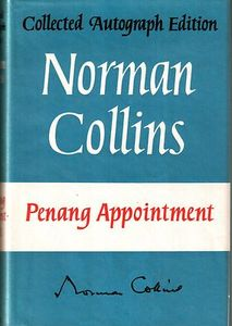Penang Appointment - Norman Collins