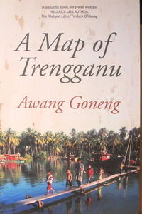 A Map of Trengganu - Awang Goneng