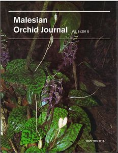 Malesian Orchid Journal Vol 8 (2011) - CL Chan & Others